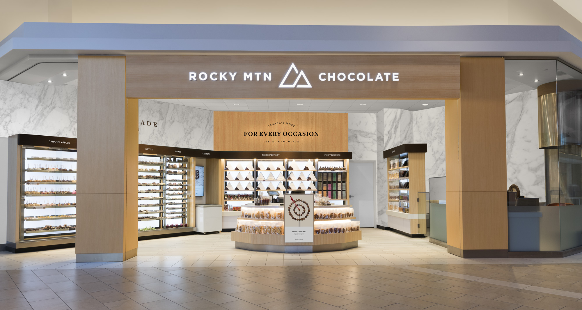 Wedge & Lever | Rocky Mountain Chocolate